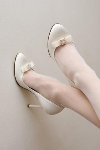 Свадебная обувь для невесты фото