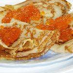 Блины – знаменитое блюдо русской кухни