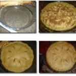 Рецепт легкого пирога с яблоками