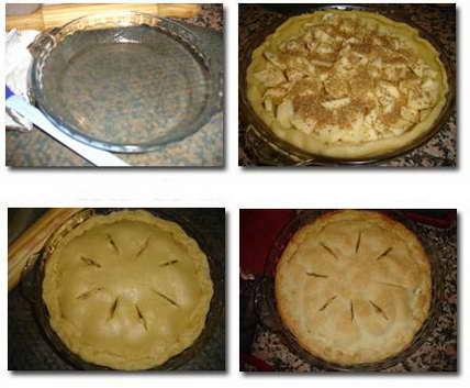 Рецепт легкого пирога