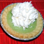 Легкий пирог из авокадо