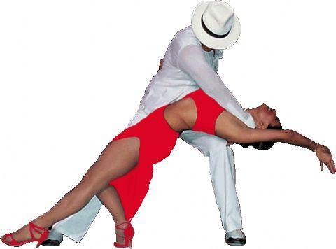 мастер класс танца