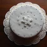 Новогодние торты Ангелочки и звездочки