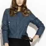 Модные куртки из натуральной кожи-2013