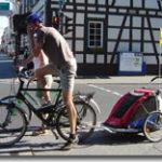 Велоотдых с детьми или велопрогулки с комфортом