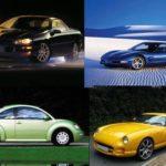 Цвет автомобиля и характер владельца