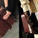 Мода на сумки 2013 года