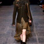 Тенденции моды — женская одежда 2012