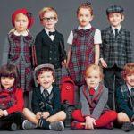 Модные тренды осень-зима 2014 для самых маленьких