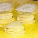 Печенье из творога и сметаны