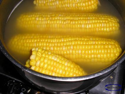 Готовим из кукурузы