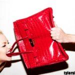 Розовая сумка Hermes Birkin