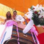 Свадьба под облаками