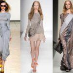 Трикотажные платья самых модных стилей