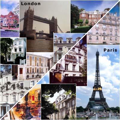 комбинированный тур лондон париж