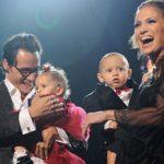 Дети Дженифер Лопес отпраздновали свой первый День рождения
