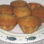 Рецепт кекса Магдалена