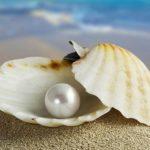 Кольцо и серьги с жемчугом – украшения с элементами магии
