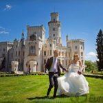 Свадьба в Чехии – очарование Европы