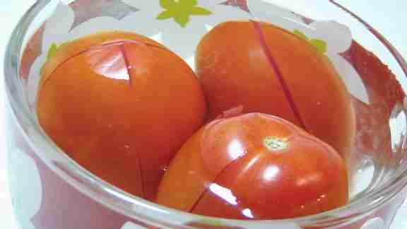 помидоры очищенные