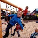 Строим детскую площадку сами