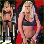 Слезы Бритни Спирс или вернувшиеся килограммы