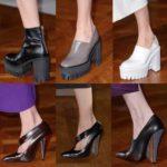 Модная обувь для осенней непогоды