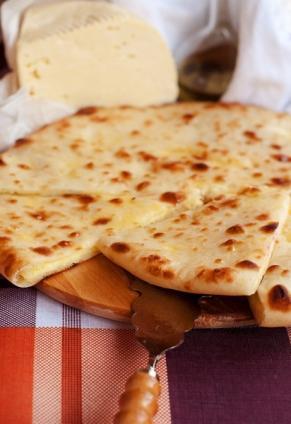 Осетинский пирог с сыром своимим руками