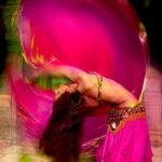Восточное чудо под названием танец живота