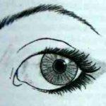Нанесение теней на глаза различной формы