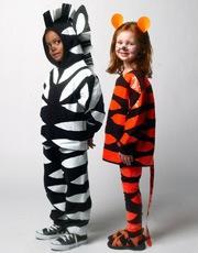 Детский новогодний костюм тигра