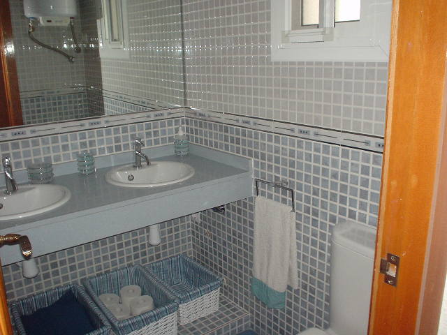 ванная комната маленькой площади